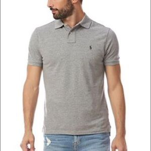 🐎 Ralph Lauren Polo Shirt Men's Custom Fit Slim